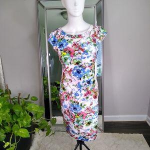 Liz Claiborne Cocktail Dress like new 4